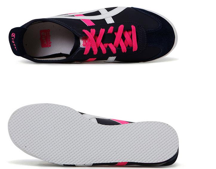 【2014年夏季】鬼塚虎女性复古运动鞋MEXICO 66 THL7C2-5401
