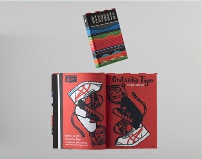 ONITSUKA TIGER插图登上了法国知名书刊上