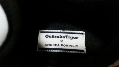 【2014年秋季】Onitsuka Tiger复刻跑步休闲鞋AP设计师联名款 D4Z4Y-0000