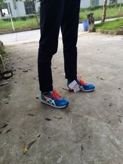 【2014年春季】Onitsuka Tiger鬼冢虎经典运动休闲男女款慢跑板鞋 THN315双色