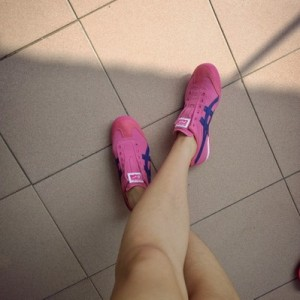 【2012年秋季】Onitsuka Tiger女式懒人休闲帆布鞋MEXICO 66 TH1B2N-1942