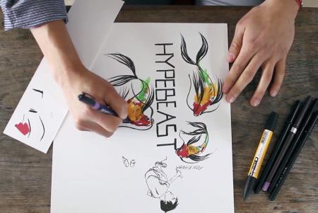 Onitsuka Tiger设计师Harold Arandia Jr.有着个人化的风格
