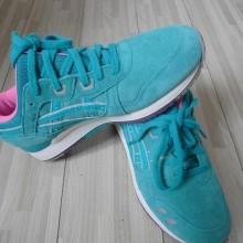 跑者的灵魂,来自旺旺号0703yx的鬼冢虎复古慢跑鞋试用分享。