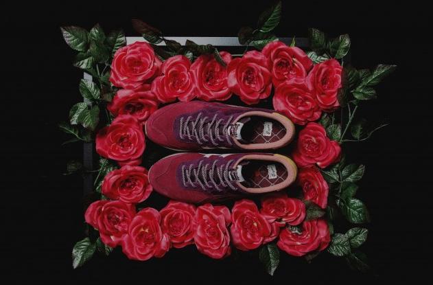"""【12/20店面销售】mita sneakers共同打造第3期 X-CALIBER """"DRIED ROSE"""""""
