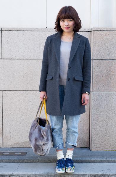【Fashion SNAP】表参道街头运动鞋时尚搭配精选风格!