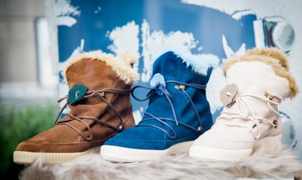 【PANTIGRA】关注有多种穿法的毛皮靴!