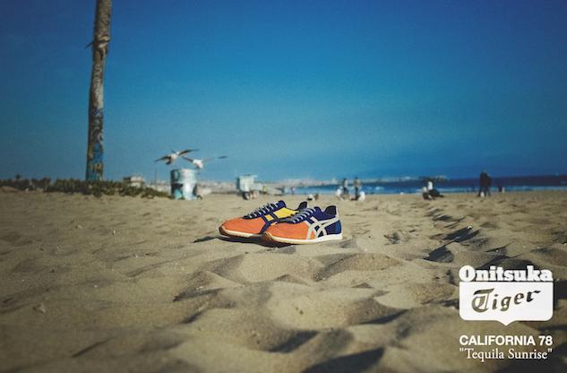 """【6/26(星期五) 开始预约】CALIFORNIA 78 """"Tequila Sunrise"""" for mita sneakers"""