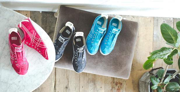 聚焦穿脱方便的懒人鞋款新色!