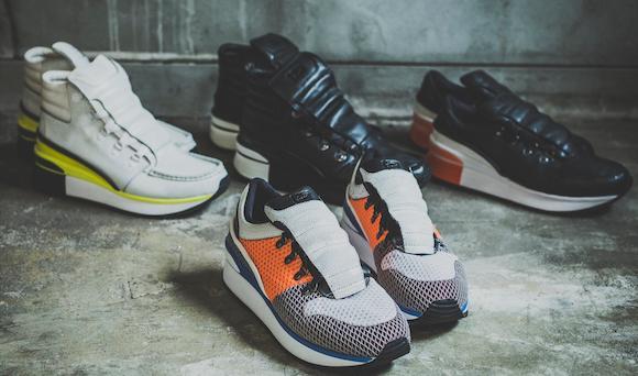 【ONITSUKA TIGER×ANDREA POMPILIO】给人深刻印象的厚底原创靴鞋设计备受关注!