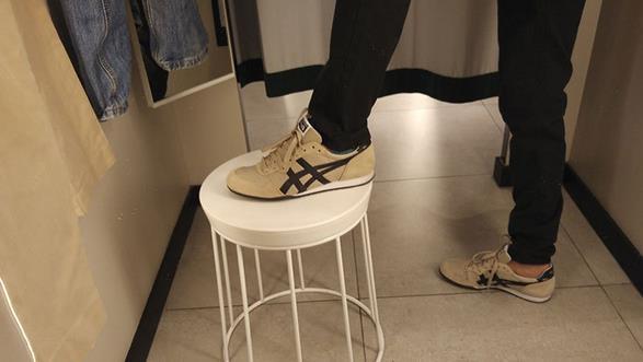 让你秒变真爱粉的鬼冢虎复古休闲鞋体验分享