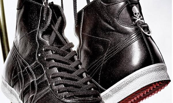 日本mastermind JAPANxOnitsuka Tiger联名鞋款十一月强势来袭