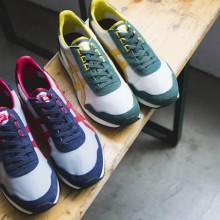 【DUALIO】色彩华美的传统运动鞋新色发售!