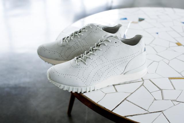 运用皮革质感简约风格的秋末新鞋SAMSARA