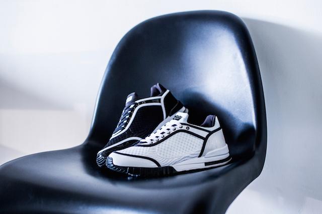 采用透气网布的动感鞋款COLORADO EIGHTY-FIVE RB