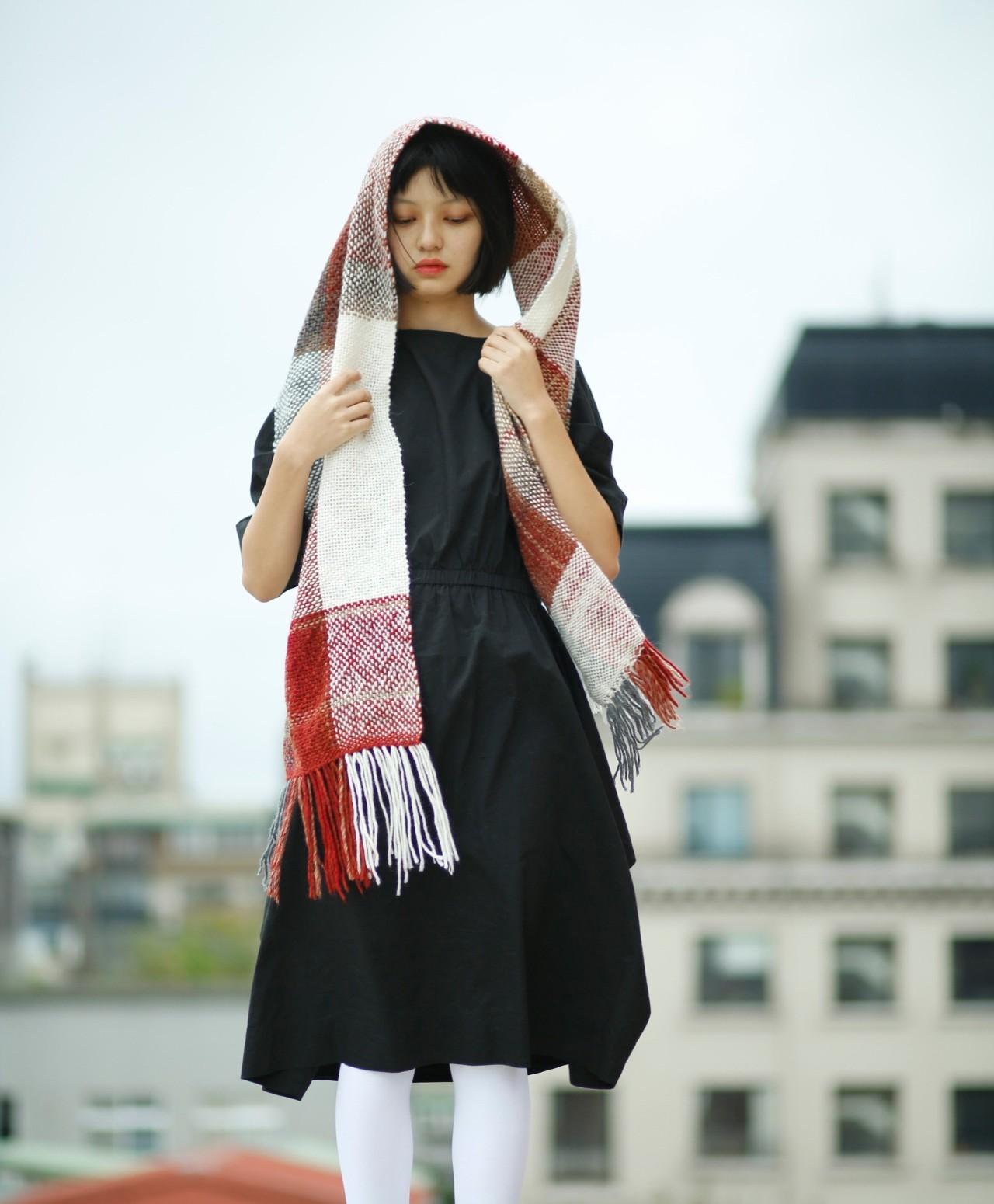 「格」中佳礼之郭雅麻子的温柔织物
