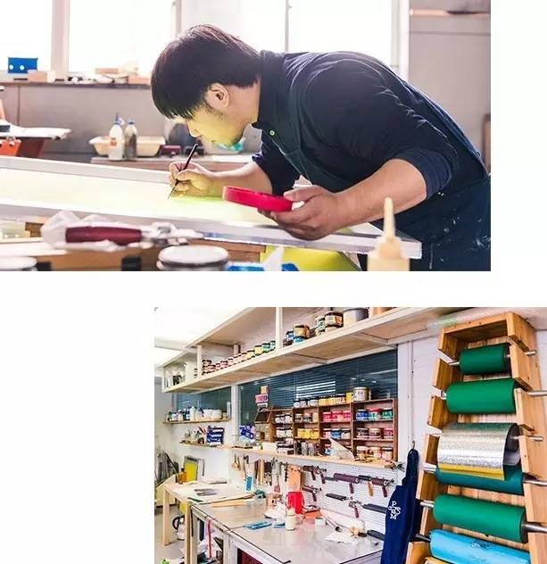 鬼冢虎携手印物所创始人杨默打造油墨的温度