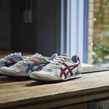 【SERRANO】——一款具有春天般清爽颜色的薄底运动鞋