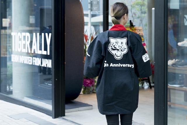 Onitsuka Tiger世界最大规模的表参道旗舰店5周年纪念款