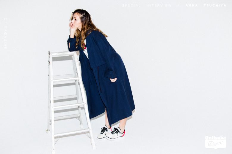 土屋安娜小姐专访第2弹–时尚辣妈一贯风格是什么