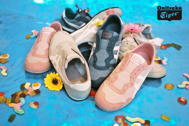 4款基本色的夏日风情懒人鞋SERRANO SLIP-ON