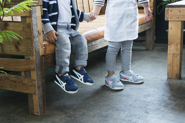 【KIDS】可尽享亲子搭配乐趣的儿童鞋登场