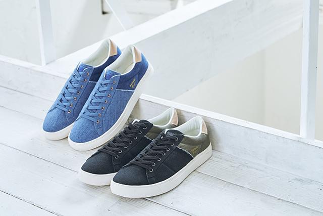 【LAWNSHIP 2.0】夏日休闲牛仔布面料的新鞋款