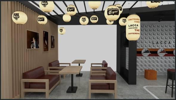 限时TIGER CAFÉ丨开启#探索不同之旅#北京站