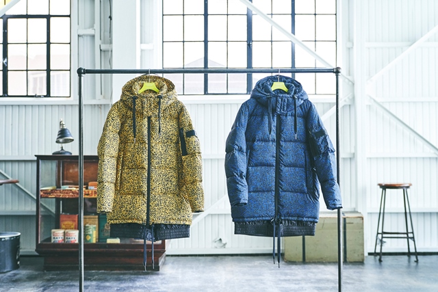 【Down Jacket】冬天穿用的应季外套