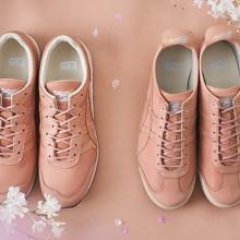 【sakura zome】飘逸优雅樱之美的植物染色体穿鞋