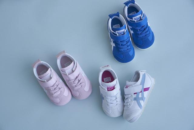 MEXICO 66 是从大人到孩子都可以穿着的经典款运动鞋