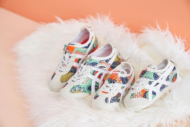 令女性着迷的华丽LIBERTY花纹鞋