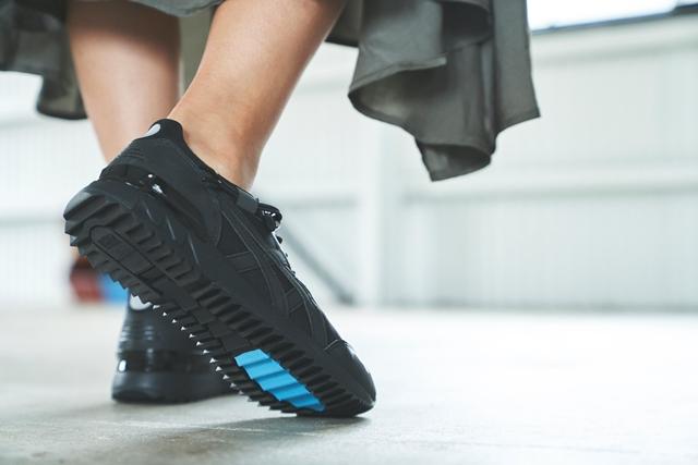 """""""narifuri"""" 合作的炫酷女性特别定制品运动鞋"""