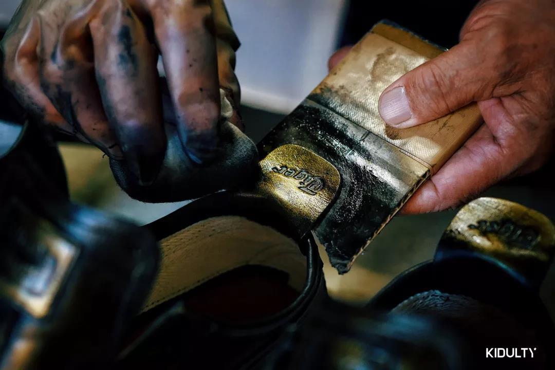 纯手工制鞋「NIPPON MADE」意味着什么?