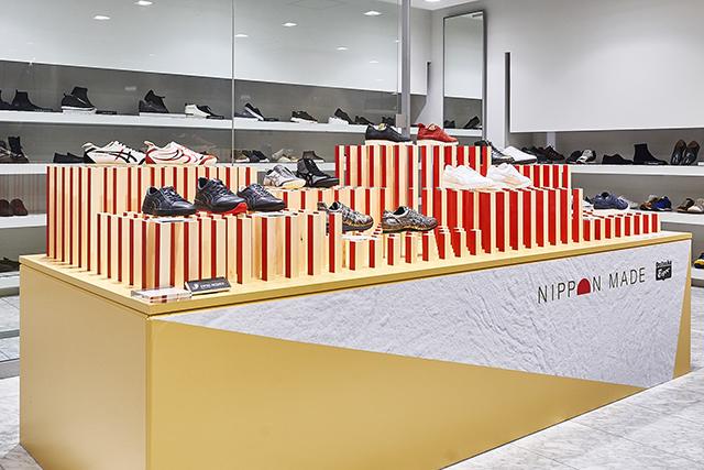 【NIPPON MADE】伊势丹男士馆率先发售手工涂漆的新作