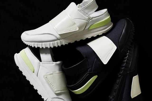 Onitsuka Tiger融入了AR技术的独创运动鞋