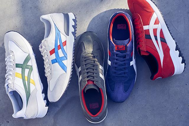 【CALIFORNIA 78 EX】运动型新颜色所有季节都可以穿着