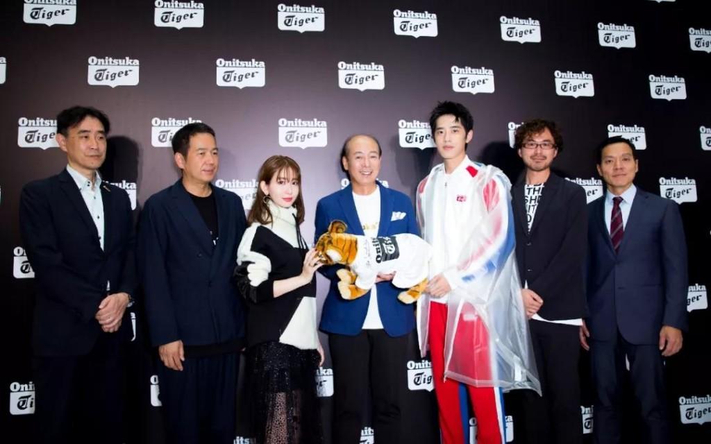 Onitsuka Tiger鬼塚虎上海中环广场店隆重揭幕