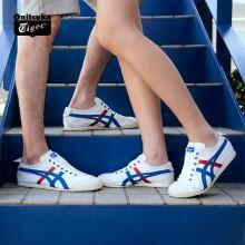 经典畅销款 无鞋带懒人男女一脚蹬鞋MEXICO 66D3K0N帆布休闲鞋