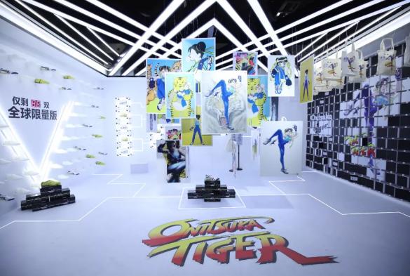 """Street Fighter 春丽""主题登录YOHOOD全球潮流嘉年华"