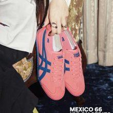 以绚烂春色重塑1954年诞生的初代尼龙鞋款